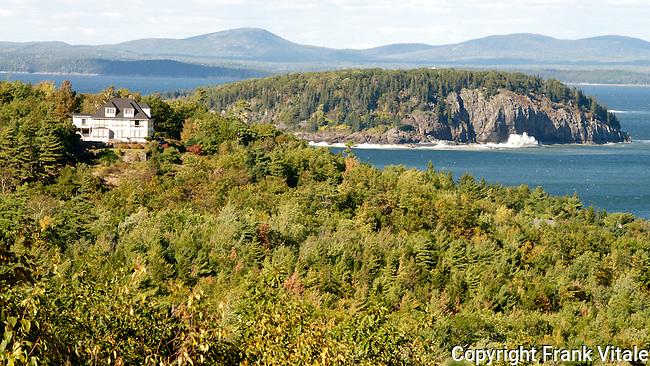 Acadia National Park Rocky Coast