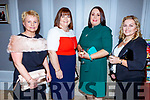 Supporting the Ballmac GAA Fundraiser at the Rose Hotel on Sunday.<br /> L-r, Helena Martin, Joanne Long, Susan O&rsquo;Connell and Noreen Riordan (Ballymac).