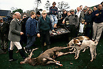 QUANTOCK STAG HOUNDS SOMERSET 1990S BRITISH HUNTING SOCIETY