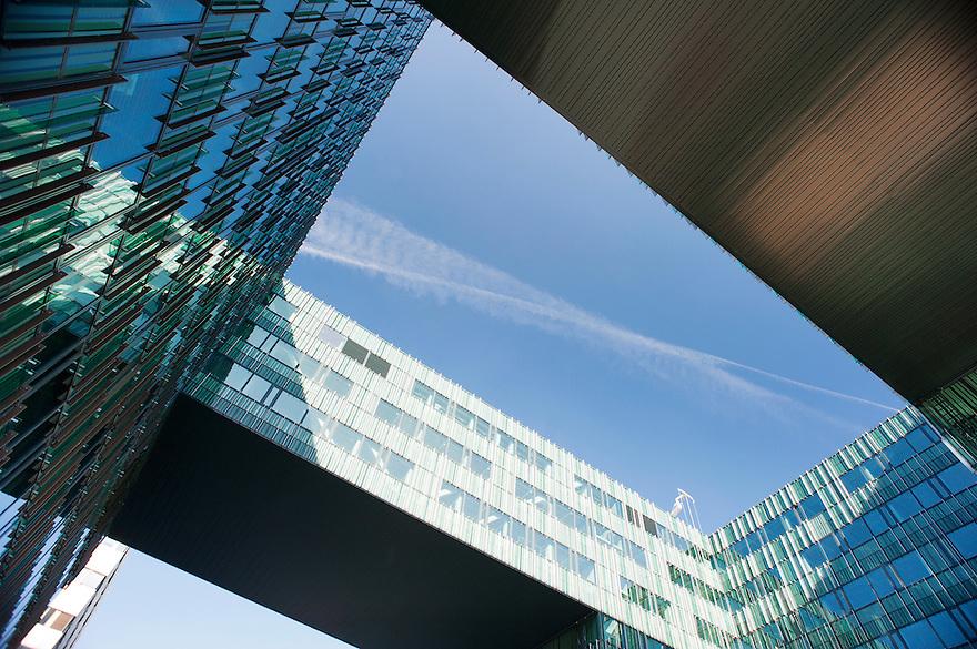 Amsterdam Zuidoost architecture