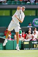 28-06-12, England, London, Tennis , Wimbledon, Ivo Karlovic