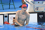 Sascha Kindred (GBR), <br /> SEPTEMBER 12, 2016 - Swimming : <br /> Men's 200m Individual Medley SM6 Final <br /> at Olympic Aquatics Stadium<br /> during the Rio 2016 Paralympic Games in Rio de Janeiro, Brazil.<br /> (Photo by AFLO SPORT)