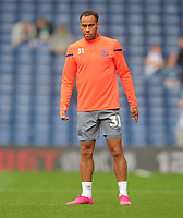 Blackburn Rovers' Elliott Bennett during the pre-match warm-up <br /> <br /> Photographer Kevin Barnes/CameraSport<br /> <br /> The EFL Sky Bet Championship - West Bromwich Albion v Blackburn Rovers - Saturday 31st August 2019 - The Hawthorns - West Bromwich<br /> <br /> World Copyright © 2019 CameraSport. All rights reserved. 43 Linden Ave. Countesthorpe. Leicester. England. LE8 5PG - Tel: +44 (0) 116 277 4147 - admin@camerasport.com - www.camerasport.com