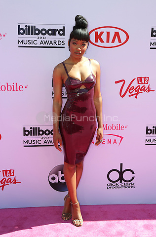 LAS VEGAS, NV - MAY 22: Keke Palmer attends the 2016 Billboard Music Awards at T-Mobile Arena on May 22, 2016 in Las Vegas, Nevada. Credit: Parisa/MediaPunch.