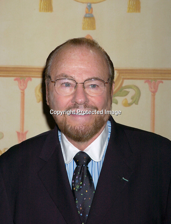 James Lipton..at The Writers Guild of America Annual Awards ceremony on February 21, 2004 at the Pierre Hotel.               Photo by Robin Platzer, Twin Images