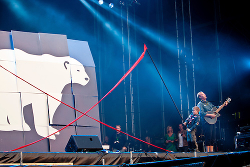 There are no polar bears in Sweden. Photo: Kim Rask/Scouterna