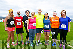Enjoying the St Brendan's Park FC  5K run and family fun day at Christy Leahy Park on Sunday were Cindy O'Shea, Martin O'Sullivan, Louise Porter, Catherine Whelan, Danny O'Shea, Ruth O'Halloran, Ann O'Shea, Elma O'Brien