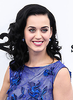 LOS ANGELES, CA - JULY 28: Katy Perry attends the premiere Of Columbia Pictures' 'Smurfs 2' at Regency Village Theatre on July 28, 2013 in Los Angeles, California.