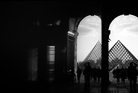 Paris (&icirc;le de france)<br /> <br /> Musee du louvre.<br /> <br /> Louvre museum.