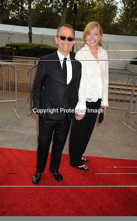 Joel Grey and Jean Halberstan.arriving at The opening night of the Metropolitan Opera  on September 22, 2008 at The Metropolitan Opera House in New York City. ..Robin Platzer, Twin Images
