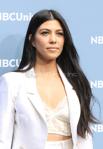 NEW YORK, NY - MAY 16: Kourtney Kardashian at the NBCUniversal 2016 Upfront at Radio City Music Hall in New York City on May 16, 2016. Credit: RW/MediaPunch