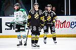 Stockholm 2014-03-21 Ishockey Kvalserien AIK - R&ouml;gle BK :  <br /> AIK:s Fredrik Hynning deppar<br /> (Foto: Kenta J&ouml;nsson) Nyckelord:  depp besviken besvikelse sorg ledsen deppig nedst&auml;md uppgiven sad disappointment disappointed dejected