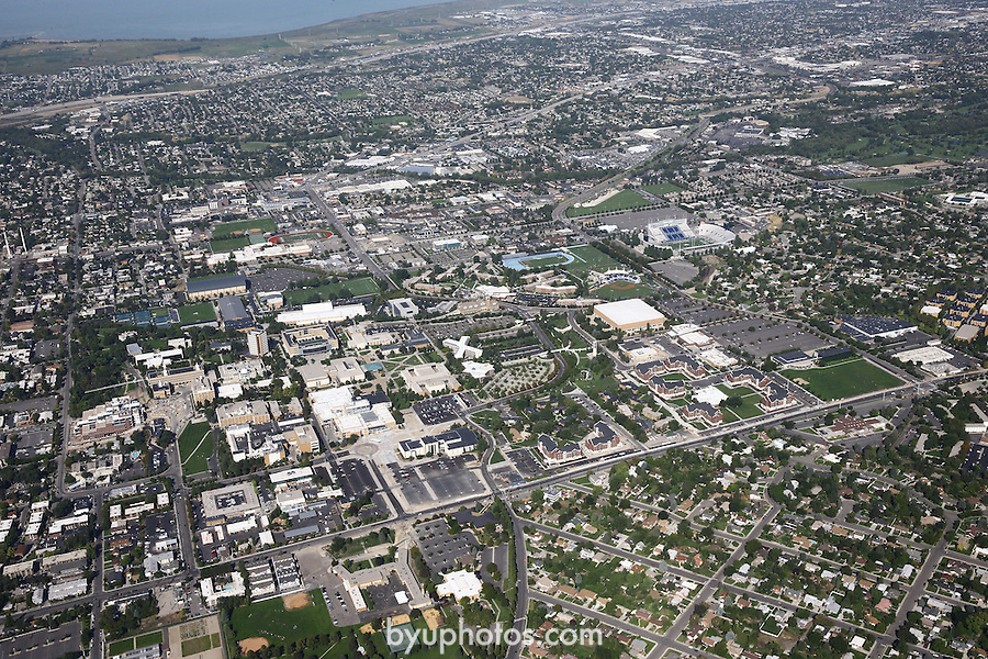 1309-22 1474<br /> <br /> 1309-22 BYU Campus Aerials<br /> <br /> Brigham Young University Campus, Provo, <br /> <br /> East Campus at Sunrise, East looking West, Provo, Y Mountain. <br /> <br /> September 7, 2013<br /> <br /> Photo by Jaren Wilkey/BYU<br /> <br /> &copy; BYU PHOTO 2013<br /> All Rights Reserved<br /> photo@byu.edu  (801)422-7322