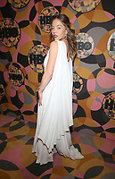05 January 2020 - Beverly Hills, California - Sydney Sweeney. 2020 HBO Golden Globe Awards After Party held at Circa 55 Restaurant in the Beverly Hilton Hotel. Photo Credit: FS/AdMedia