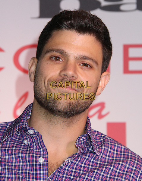 LOS ANGELES, CA - June 5, 2014: Jerry Ferrera at Macy's at Beverly Center in partnership with Papi underwear hosts Terrence Jenkins and Jerry Ferrera from 'Think Like A Man Too' on June 5, 2014 at Macy's, Los Angeles. CA.   <br /> CAP/MPI/RTNMichele<br /> &copy;RTNMichele/MediaPunch/Capital Pictures