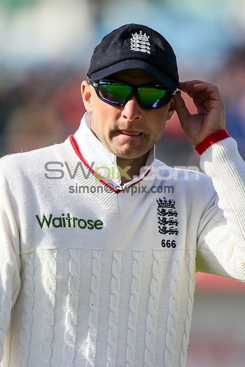 Picture by Alex Whitehead/SWpix.com - 29/05/2015 - Cricket - 2nd Investec Test: England v New Zealand, Day 1 - Headingley Cricket Ground, Leeds, England - England's Adam Lyth.