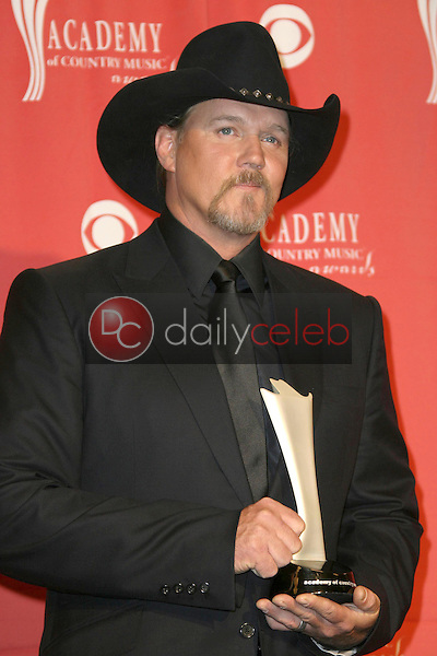 Trace Adkins<br />in the press room at the 44th Annual Academy of Country Music Awards. MGM Grand Garden Arena, Las Vegas, NV. 04-05-09<br />Dave Edwards/DailyCeleb.com 818-249-4998