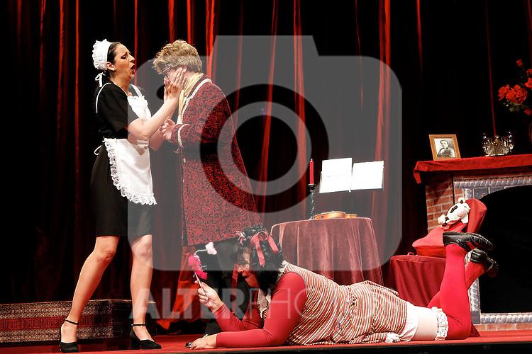 """Presentation of the play """"Erase una vez la Opera"""" (ALTERPHOTOS/Alconada)"""