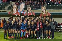 Stanford Soccer W vs California, November 3, 2017