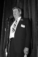 Marcel Lessard<br />  attend the Liberal Party of Canada  leadership debate, at the Queen Elizabeth Hotel,April 13, 1984