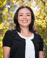 Professor Cheryl Okumura, Biology, Sept. 14, 2012.<br /> (Photo by Marc Campos, Occidental College Photographer)