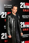 LOS ANGELES, CA - MAR 13: Richard Grieco at the premiere of Columbia Pictures '21 Jump Street' held at Grauman's Chinese Theater on March 13, 2012 in Los Angeles, California