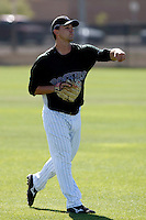 Tommy Baumgardner - Colorado Rockies - 2009 spring training.Photo by:  Bill Mitchell/Four Seam Images