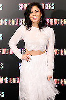Vanessa Hudgens attends 'Spring Breakers' photocall at Villamagna Hotel in Madrid. February 21, 2013. (ALTERPHOTOS/Caro Marin) /NortePhoto