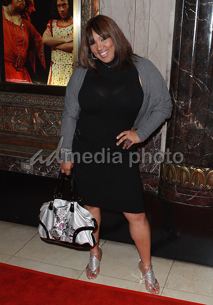 """11 Febuary 2010 - Hollywood, CA - Kym Whitley .  """"The Color Purple"""" Opening Night Arrivals  held at  The Pantages . Photo Credit: T.Conrad/AdMedia"""