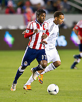 Club Deportivo Chivas USA vs Vancouver Whitecaps March 17 2012