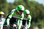 SITTARD, NETHERLANDS - AUGUST 16: Maarten Tjallingii of the Netherlands riding for the Belkin Procycling team competes during stage 5 of the Eneco Tour 2013, a 13km individual time trial from Sittard to Geleen, on August 16, 2013 in Sittard, Netherlands. (Photo by Dirk Markgraf/www.265-images.com)