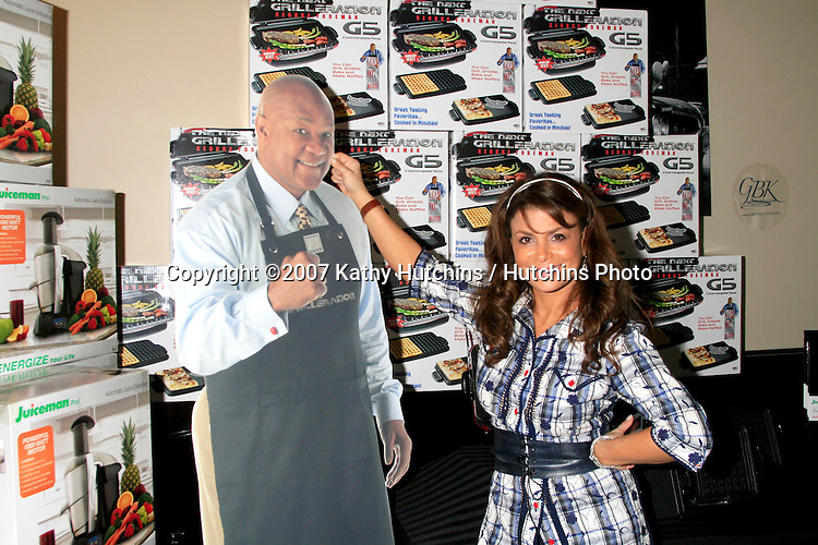 Paula Abdul.GBK Emmy Gifting Suite.Hollywood Roosevelt Hotel.Los Angeles,  CA.September 14, 2007.©2007 Kathy Hutchins / Hutchins Photo...