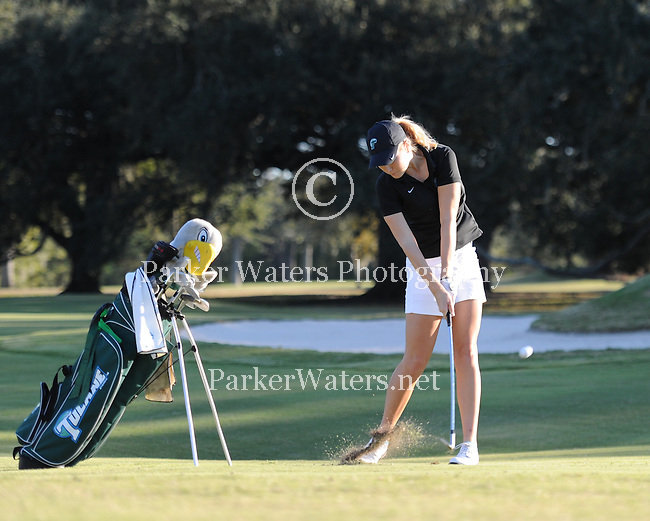 Tulane Women's Golf, 2010-11.