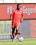 27.06.2020, Stadion an der Wuhlheide, Berlin, GER, DFL, 1.FBL, 1.FC UNION BERLIN  VS. Fortuna Duesseldorf , <br /> DFL  regulations prohibit any use of photographs as image sequences and/or quasi-video<br /> im Bild  Sheraldo Becker (1.FC Union Berlin #27)<br /> <br /> <br />      <br /> Foto © nordphoto / Engler