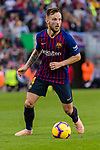 Ivan Rakitic of FC Barcelona in action during the La Liga 2018-19 match between FC Barcelona and Real Betis at Camp Nou, on November 11 2018 in Barcelona, Spain. Photo by Vicens Gimenez / Power Sport Images