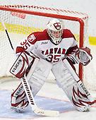 Ryan Carroll (Harvard - 35) - The Harvard University Crimson defeated the Dartmouth College Big Green 4-1 (EN) on Monday, January 18, 2010, at Bright Hockey Center in Cambridge, Massachusetts.