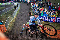 Laurens Sweeck (BEL) <br /> <br /> Men's Elite race<br /> UCI 2020 Cyclocross World Championships<br /> Dübendorf / Switzerland<br /> <br /> ©kramon