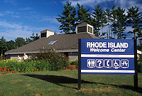 RI, Rhode Island, Welcome Center