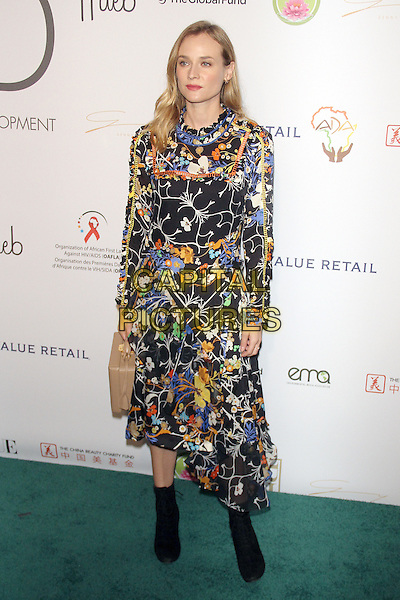 NEW YORK, NY - SEPTEMBER 28: DIane Kruger at the Fashion 4 Development's 5th annual Official First Ladies luncheon at The Pierre Hotel on September 28, 2015 in New York City. <br /> CAP/MPI/RW<br /> &copy;RW/MPI/Capital Pictures