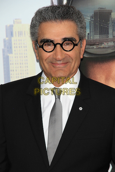 "Eugene Levy.The Premiere of ""Madea's Witness Protection"" held at AMC Loews Lincoln Square Cinemas, New York, NY., USA..June 25th, 2012.headshot portrait black suit glasses grey gray suit white shirt   .CAP/LNC/TOM.©LNC/Capital Pictures."
