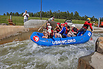 The US National Whitewater Center in Charlotte NC.