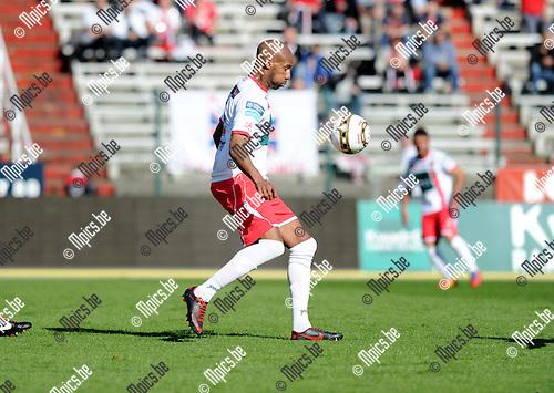 2012-09-30 / Voetbal / seizoen 2012-2013 / R. Antwerp FC / Omar Bennassar..Foto: Mpics.be