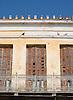 An old building on Aegina Island, Greece. Photo by Kevin J. Miyazaki/Redux