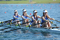 Race: 54  Event: WJ14 4x+  B Final<br /> <br /> Junior Sculling Regatta 2018<br /> <br /> To purchase this photo, or to see pricing information for Prints and Downloads, click the blue 'Add to Cart' button at the top-right of the page.