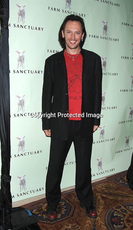 Steve Valentine..at The Farm Sanctuary 20th Anniversary Gala for ..for Farm Animals on May 20, 2006 at ..Ciprianis Wall Street...Robin Platzer, Twin Images