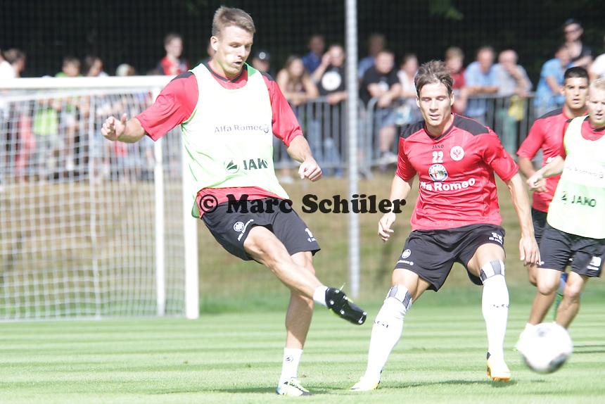 Alex Meier - Eintracht Frankfurt Saisoneroeffnung