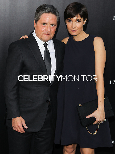 HOLLYWOOD, LOS ANGELES, CA, USA - OCTOBER 26: Brad Grey, Cassandra Huysentuyt arrive at the Los Angeles Premiere Of Paramount Pictures' 'Interstellar' held at the TCL Chinese Theatre on October 26, 2014 in Hollywood, Los Angeles, California, United States. (Photo by Celebrity Monitor)