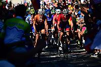 Picture by Alex Broadway/SWpix.com - 30/09/2018 - Cycling 2018 Road Cycling World Championships Innsbruck-Tirol, Austria - Men's Elite Road Race - The peloton.