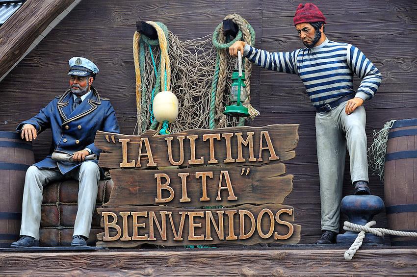 Ushuaia Street Scenes