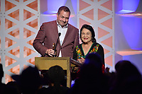 NEW YORK - MAY 18: Dolores Huerta appears onstage at the 78th Annual Peabody Awards at Cipriani Wall Street on May 18, 2019 in New York City. (Photo by Anthony Behar/FX/PictureGroup)